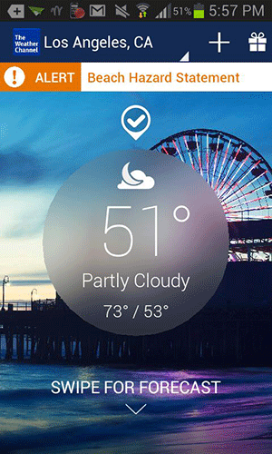 androidweather-theweatherchannel
