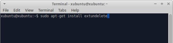 Extundelete ist ein Open Source Tool.