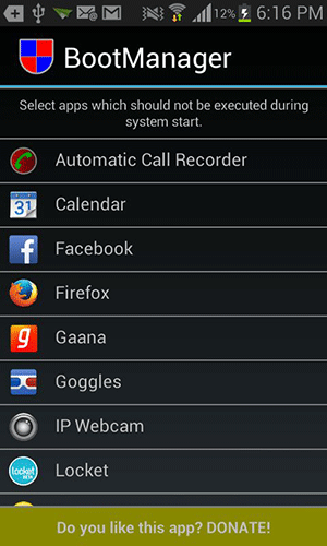 BootManager Xposed-Modul
