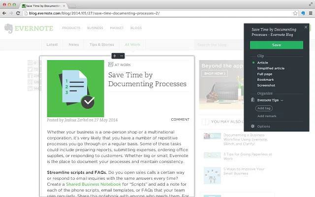 chrome-writer-extensions-evernote-web-clipper