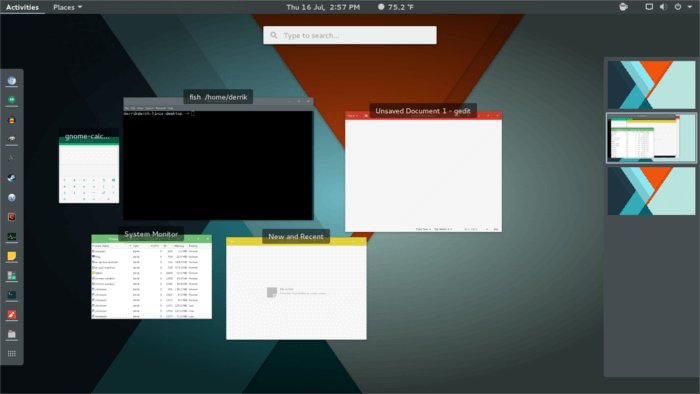 paper-gnome-shell-theme-application-overview-mode