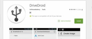 Utilizați DriveDroid pentru a instala orice distro Linux de pe Android [Root required]