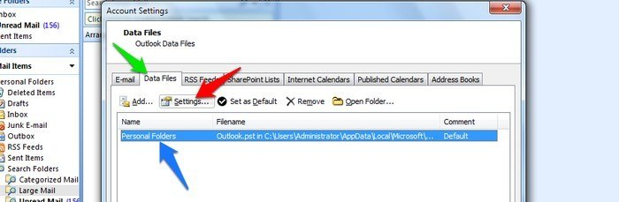 Speed-Up-Outlook-PST-File