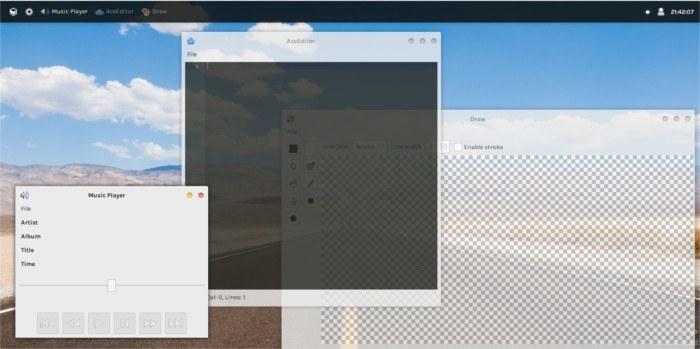 osjs-desktop-applications