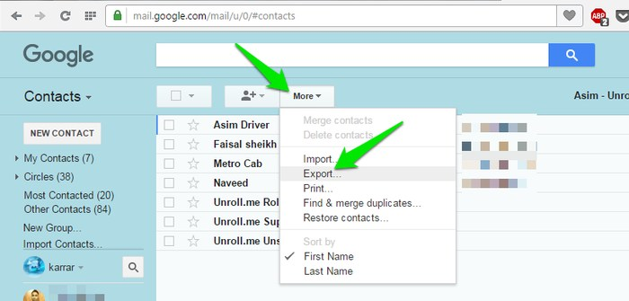 Printable-Google-Contacts-Export