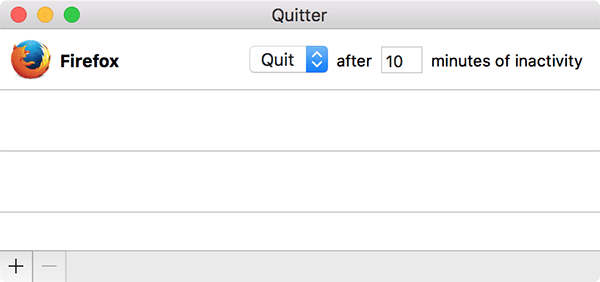 quitter-config