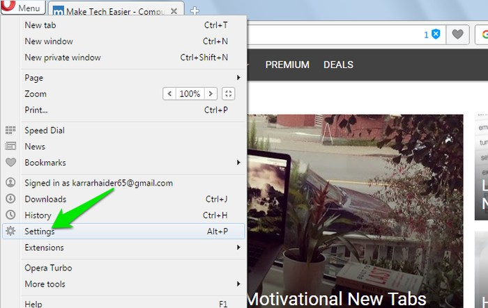 Disable-Images-in-Browser-Opera-Settings