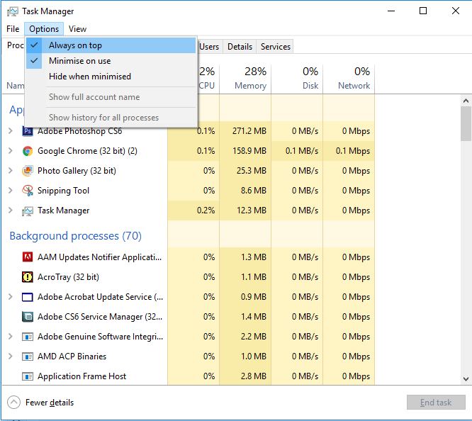Force-Quit-Programme-Task-Manager-on-Top