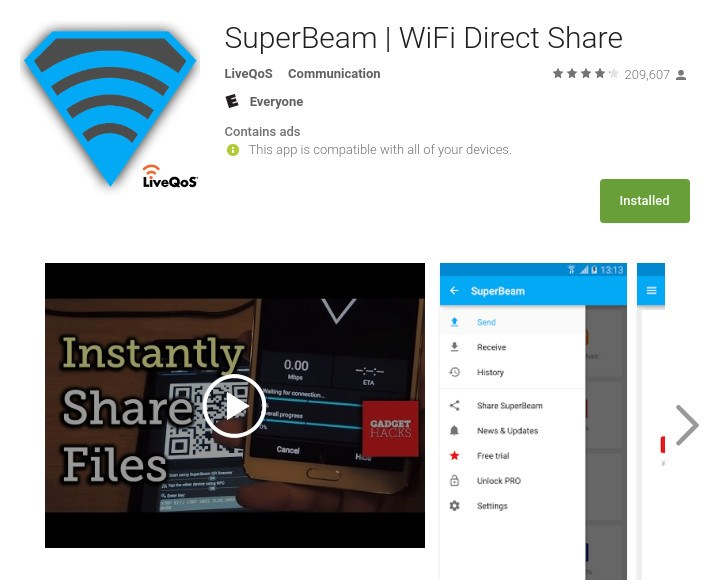 android-nfc-superbeam