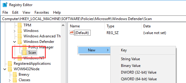 win-daily-restore-point-create-new-key