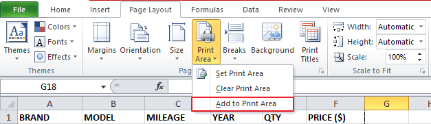 Microsoft-Excel-Add-to-Print-Bereich