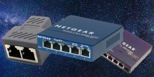 Comutator Ethernet vs. Hub vs. Splitter: Care este diferența?
