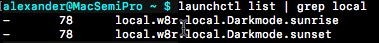 stop-programmes-run-at-startup-macos-launchctl-list-grep