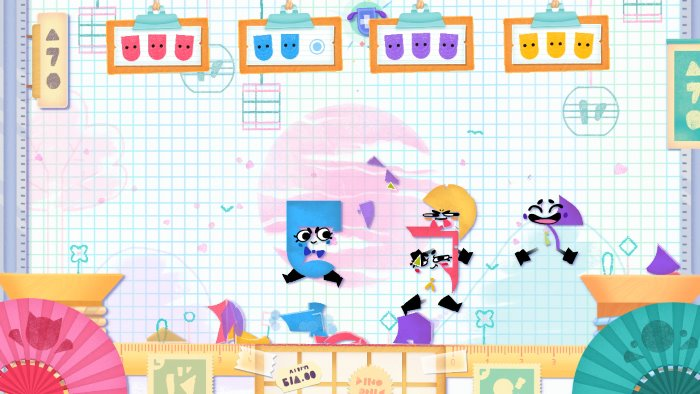 Snipperclips switch locale