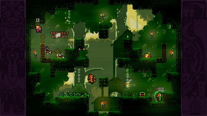 Interruttore locale Towerfall