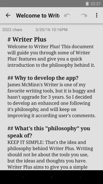best-writing-apps-for-android-writer-plus