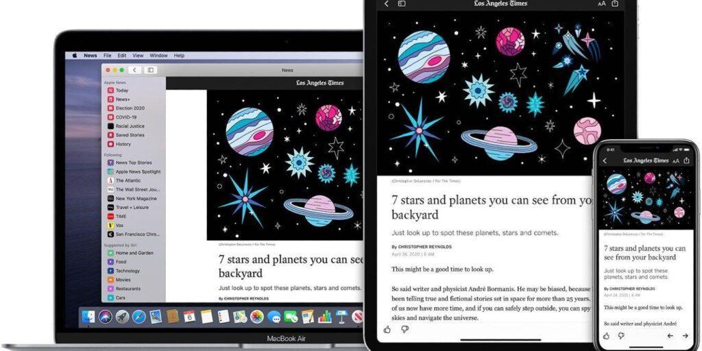 Cum să personalizați aplicația Apple News pe Mac