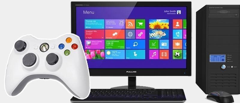 Steuern Sie Ihren Windows-Desktop mit Ihrem Xbox 360-Controller