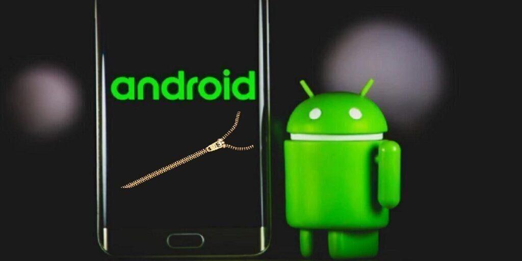 Come comprimere ed estrarre file su Android utilizzando ZArchiver