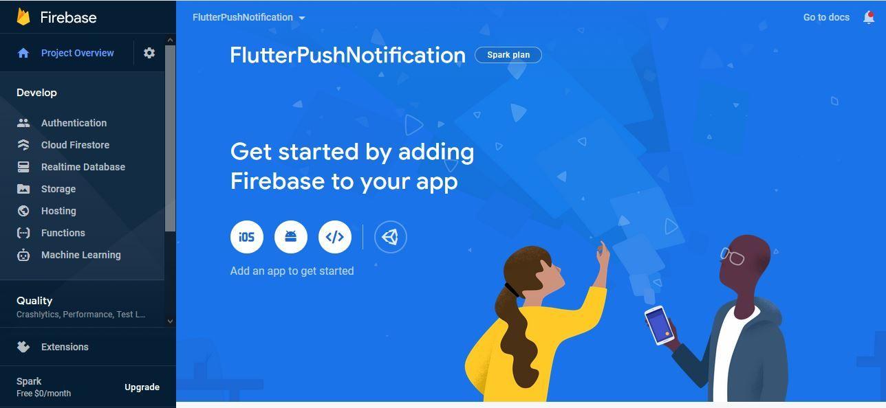 1611234788 297 Cum se adauga notificari push la o aplicatie Flutter folosind