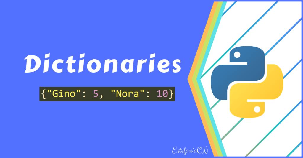 Dicționare Python 101: o introducere vizuală detaliată