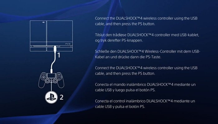 Ps4 Connect Controller