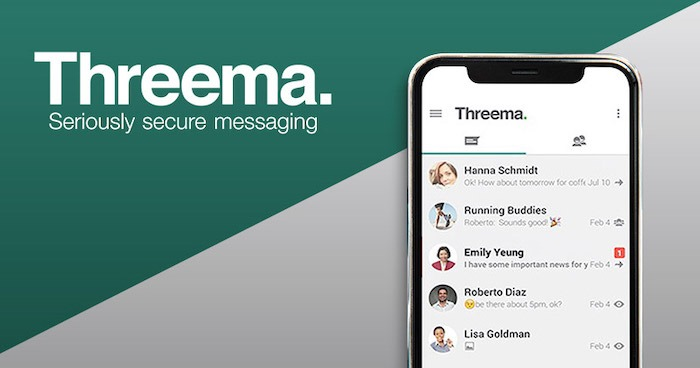 Cele mai bune alternative la Messenger Threema