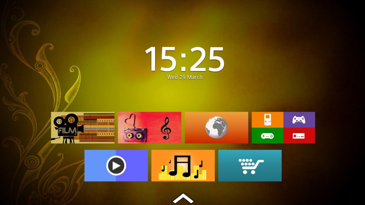 Top Tv Launcher 2 App