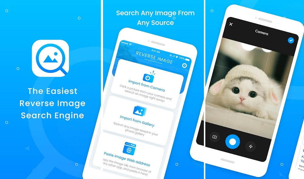 Reverse Search By Image App