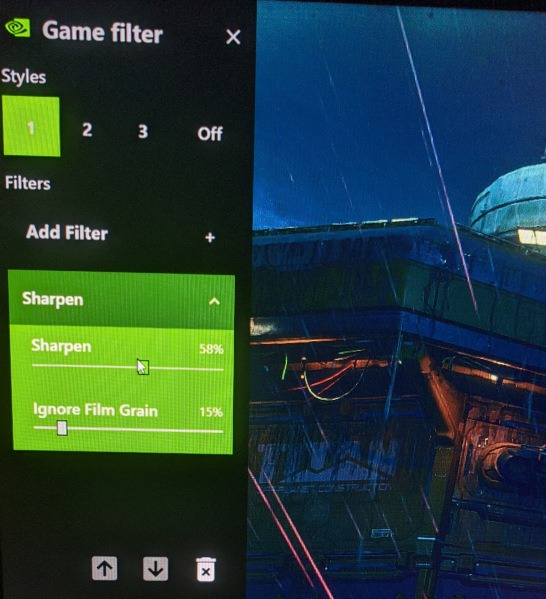 Nvidia Game Filters Filter Overlay Pic