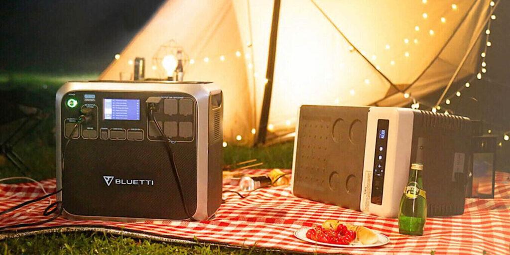 Economisiți 99 USD pe o centrală portabilă Bluetti AC200P