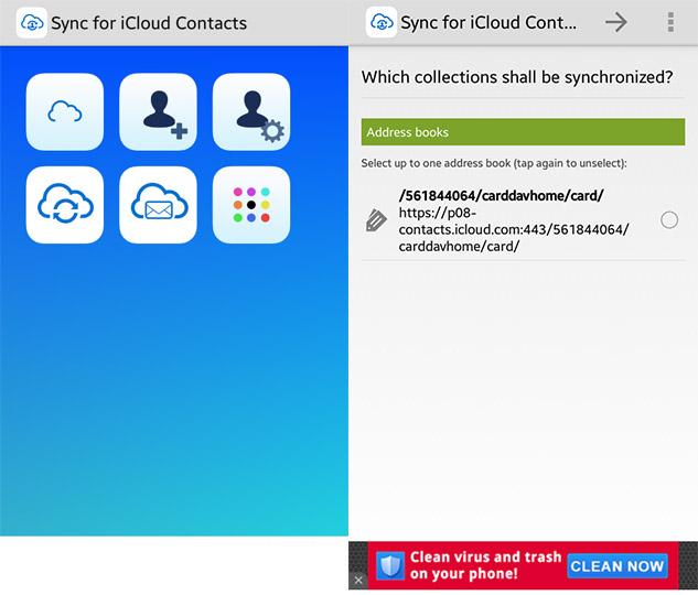 3 aplicații care sincronizează contactele iOS cu Android