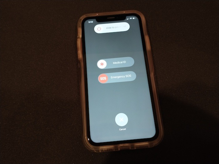 Comment éteindre Iphone Iphone Swipe Off