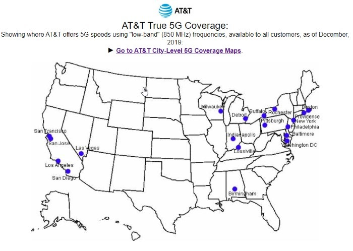 5g Map Us
