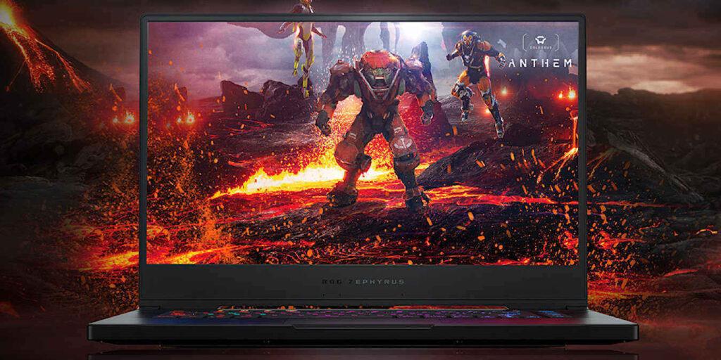 Économisez 210 $ sur l'ordinateur portable de jeu ASUS ROG Zephyrus M