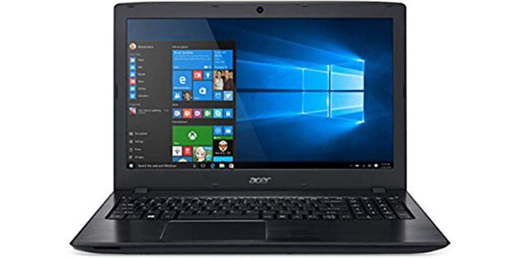 Holen Sie sich den Acer Aspire E 15 15.6 ″ Laptop und sparen Sie 22 US-Dollar