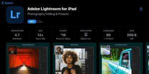 Lightroom Update elimina foto e preimpostazioni su iPhone e iPad
