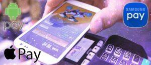 Mobile Payment Showdown: Android Pay gegen Apple Pay gegen Samsung Pay