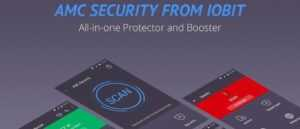 Recenzie AMC Security for Android
