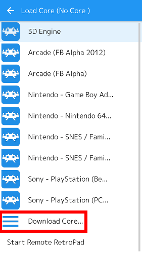 retroarch-for-android-guide-download-core