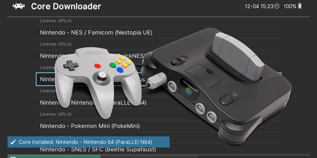 Retroarch'ta N64 Öykünmesi İçin En İyi Kılavuz
