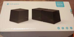 Rock Space Whole Home Mesh Wi-Fi System Review