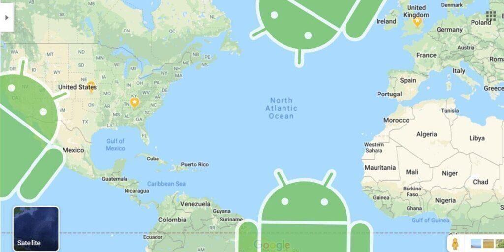 So fälschen Sie den Standort Ihres Android