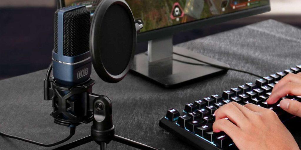 TONOR TC-777 Recenzie: un podcast și un microfon pentru jocuri la prețuri accesibile